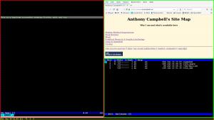 Spectrwm screenshot